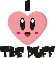 I Heart The Puff by Jay13x