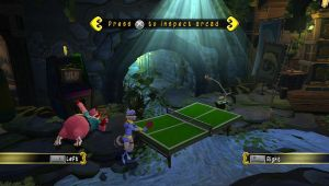 minigame of sly 4 , play ping pong 2 by FCC93