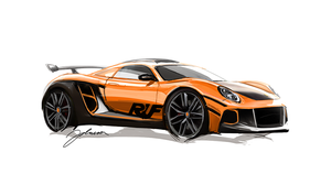 RUF sketch by Jakusa1
