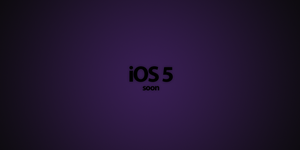 Coming Soon: iOS by jakeroot
