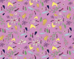 'Puddle Duck' repeat pattern by hannahv92