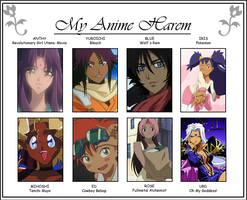 Aime Harem Meme for YukiFeline by StarDragon77