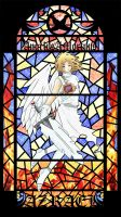 TSFH Stain Glass 2- Azrael by MPsai