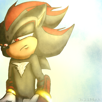 Shadow the hedgehog - Sonic Boom by Jazz-M-Ink