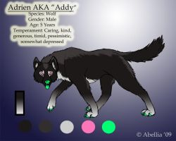 A Sketchy Ref by Abellia