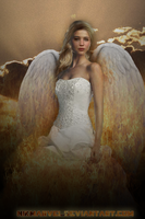 Wedding. Catching Fire by Nikmarvel