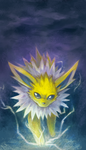 Jolteon by Nepharus