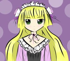 Gosick - Victorique by thechevaliere