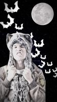 Pete Wentz Halloween wallpaper  by Maddy4015