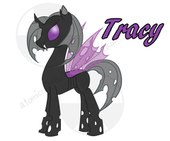 MLP: Tracy by atomic-kitten10