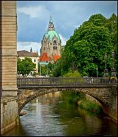 Hanover is over by Yousry-Aref