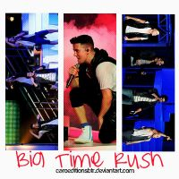 +Big Time Rush In Concert by CaroParalyzedEdition