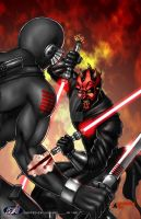 ABQ Sci Fi Expo Darth Maul by Artassassin