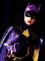 66 Batgirl Cosplay - Bring it on! by ozbattlechick