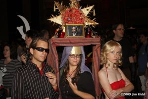 DC2009 - The Altar of Baltar by SchroTN