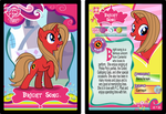 Bright Song trading card by Dragnmastralex