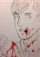 Bloody Sherlock by MewLLRst