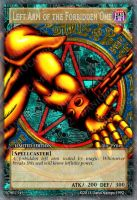 Left Arm of the Forbidden One [EN] by DaniOcampo1992