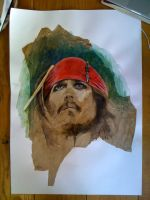 Jack Sparrow by claudiahiggins