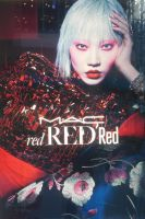 Mac Red Red Red Poster by rlkitterman
