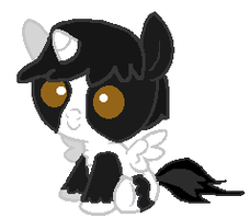 Philsterman as a foal by MLsvampprincess