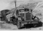 Peterbilt 281 by alainmi