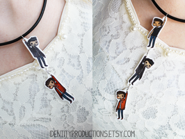 Teen Wolf Build-Your-Own Necklace by IdentityPolution