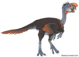 Oviraptor Philoceratops by mmfrankford