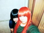My sister and Me by Hinata-Doll