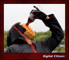 The Official Drink of Naruto by digitalcitizen
