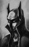 Helmhead Overpaint by Stassialo by Nowio