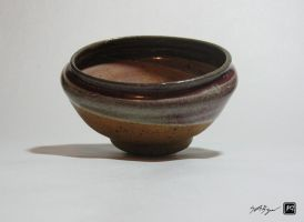 Half-Tone Bowl Inside by ginger-roots