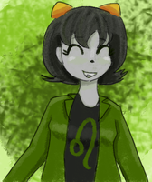 An unecessarily kawaii nepeta by SugoiShiba