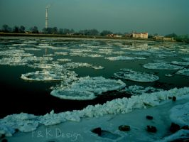Icy Danube by Super-Studio