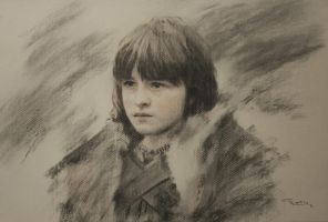 Brandon Stark by cpatio