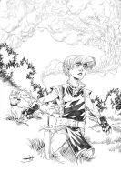 Skyward 1 cover PENCILS by thejeremydale