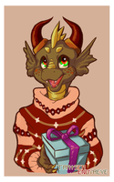 Ugly Sweater Time [YCH in description] by TratserEnoyreve