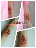 ~Claws Hurt by Saloop