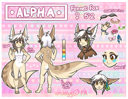 Alpha Reference by AlphaStars