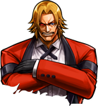 Rugal kof I Render By TOMASxD by T0MASxD