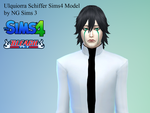 Ulquiorra Schiffer Sims4 Model by ng9
