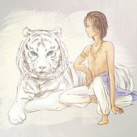Tigers Curse by aries0ram