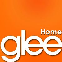 Glee 1x16 'Home' cover art by iKensuke