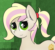 Candy Muffin by Psalmie