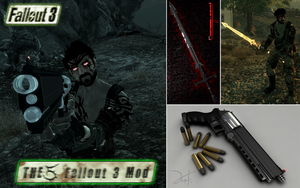 Fallout 3 Mod 01 by The-5