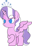 Diamond Tiaracorn by iDeltaVelocity