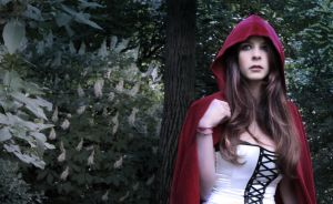 Little Red Riding Hood by Giudy-chan