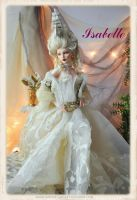 Isabelle BJD doll by Sutherland (rococo) by SutherlandArt