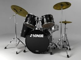 Sonor Force 507 by Kampidh