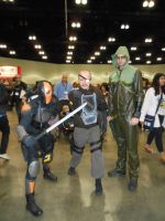 Comikaze Expo 2013 2 by MidnightLiger0